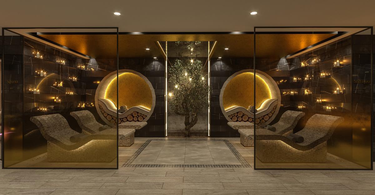 Millimetre Design create new spa for Johnstown Estate in Ireland