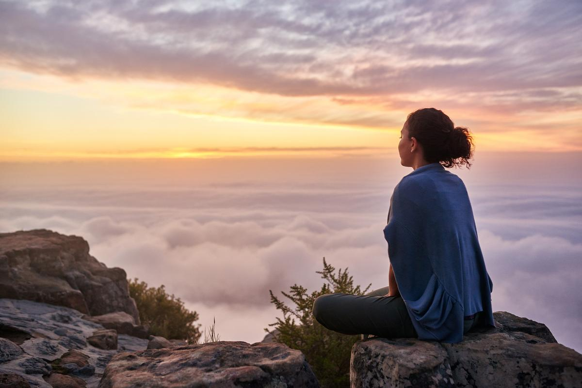 The report defines mental wellness as 'an internal resource that helps us think, feel, connect and function; it's an active process that helps us to build resilience, grow and flourish' / Shutterstock: marvent