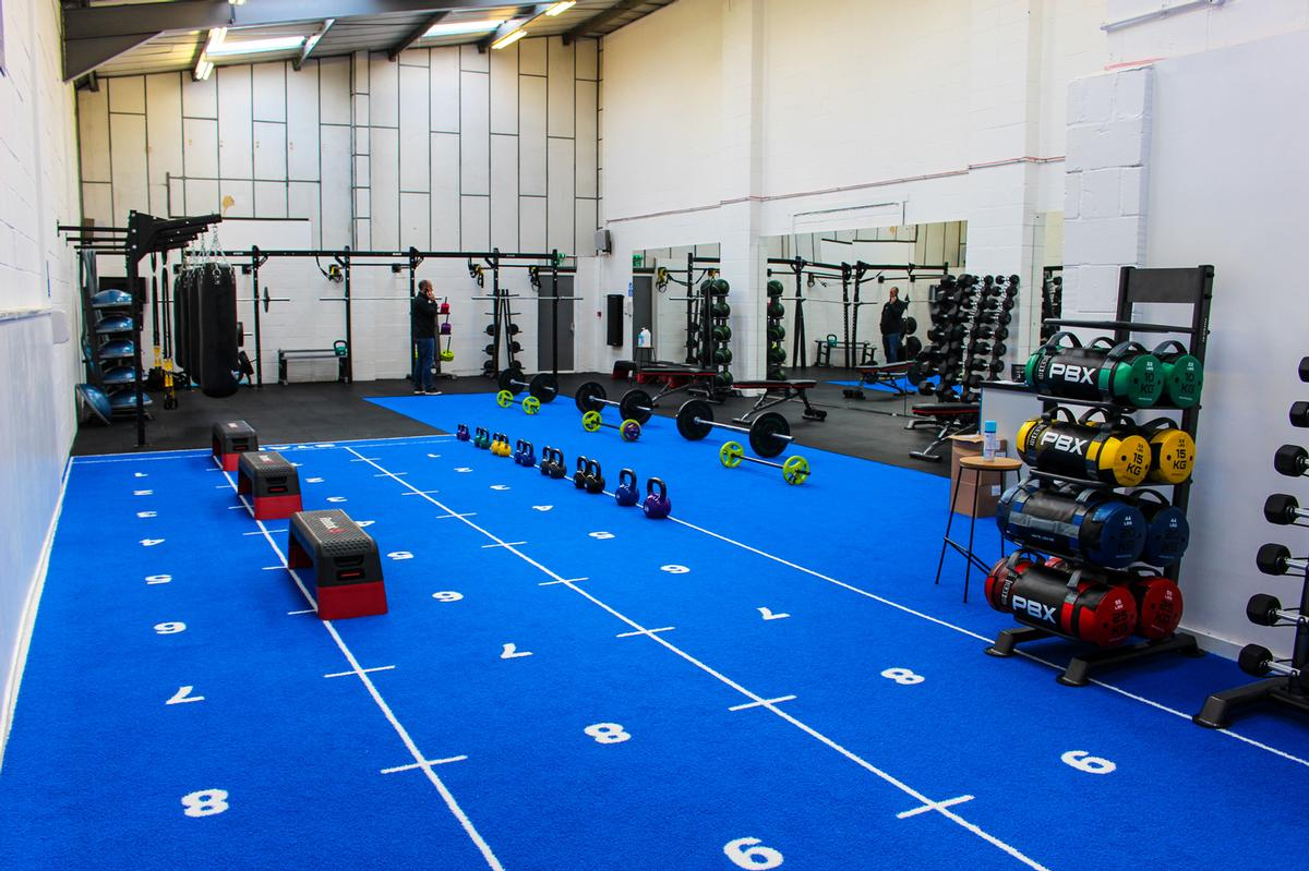Located in Reading, UK, The Shredquarters was conceived in 2016 as a truly member-centric functional training gym