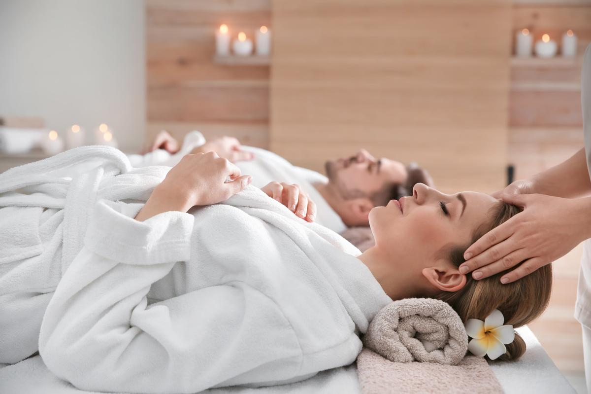 Spas, wellness facilities and salons can reopen in England on 2 December and continue operating throughout all three local restriction tiers / Shutterstock/New Africa