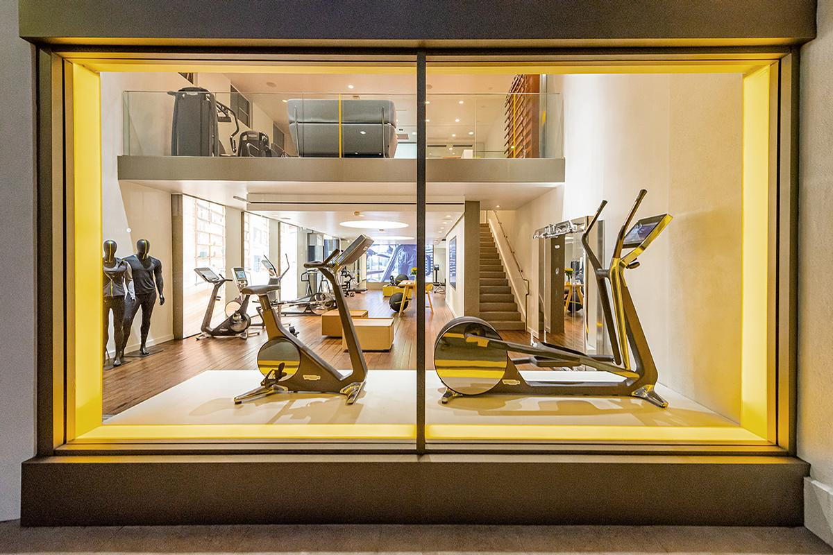 Technogym opens retail store in Los Angeles