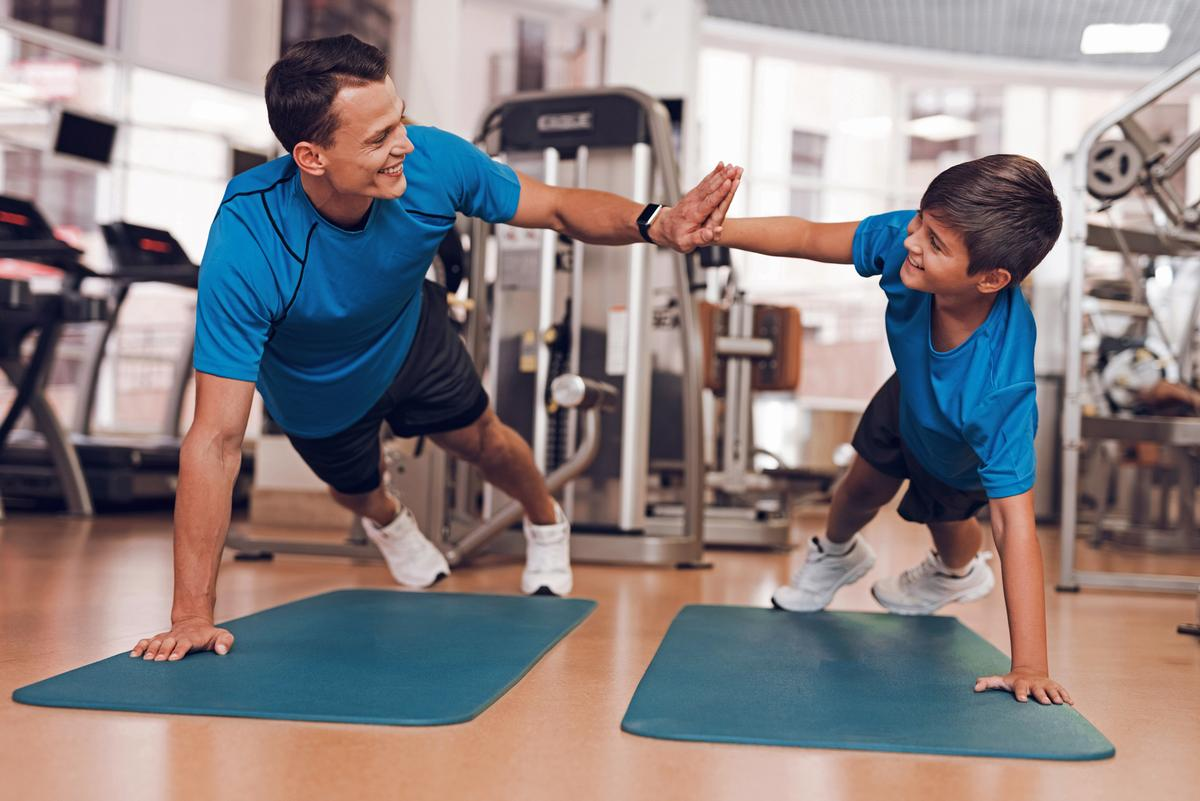 The EU will focus on promoting participation in sport and 'health-enhancing physical activity' / Shutterstock.com/VGstockstudio