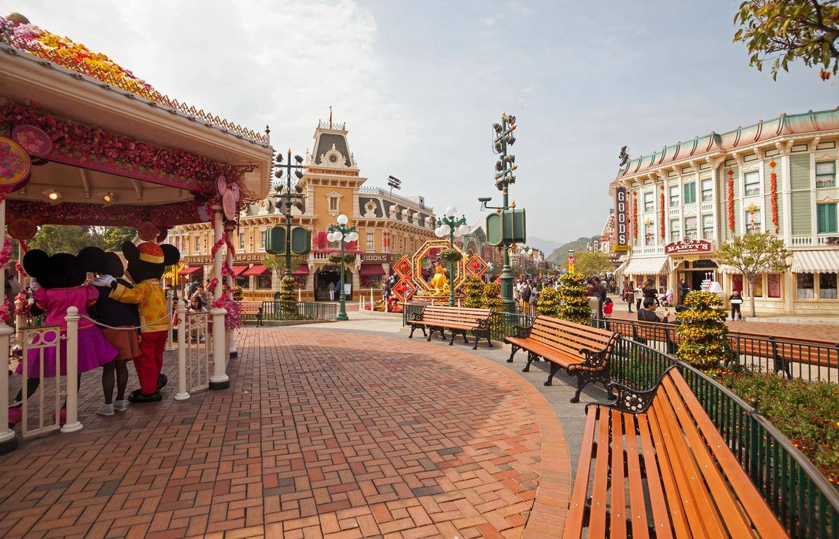 It is the third time in 2020 that the park has closed its doors due to the coronavirus pandemic / Shutterstock.com/KeongDaGreat