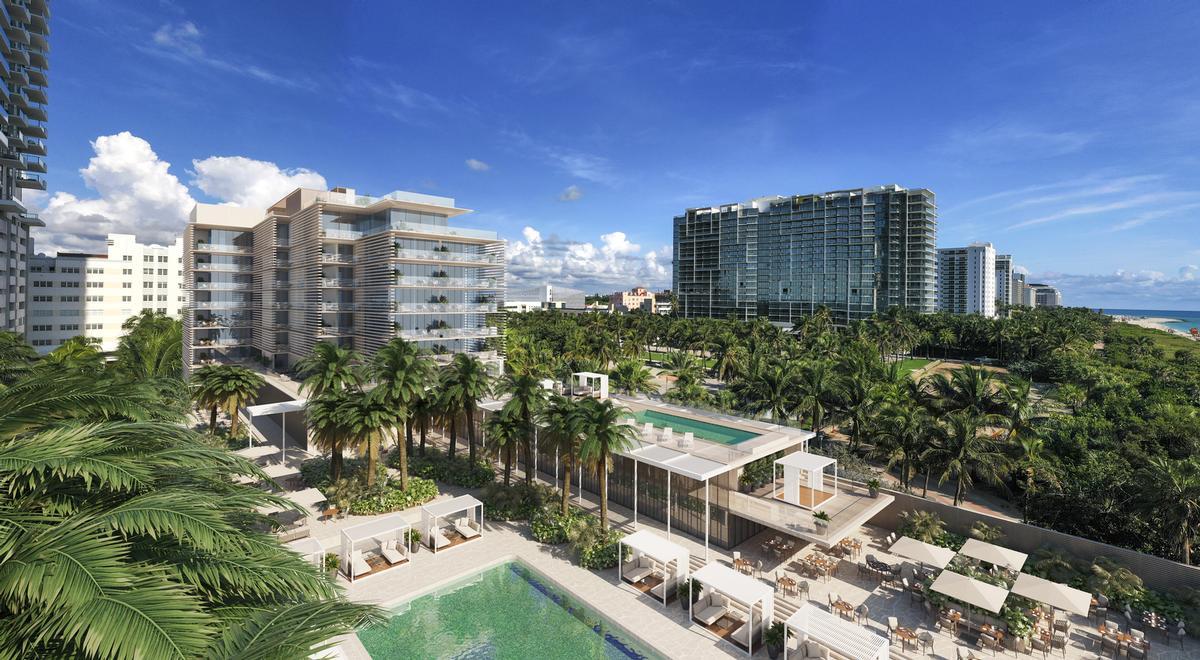 LVMH announces Bulgari Hotel for Miami Beach, with design by Antonio Citterio Patricia Viel