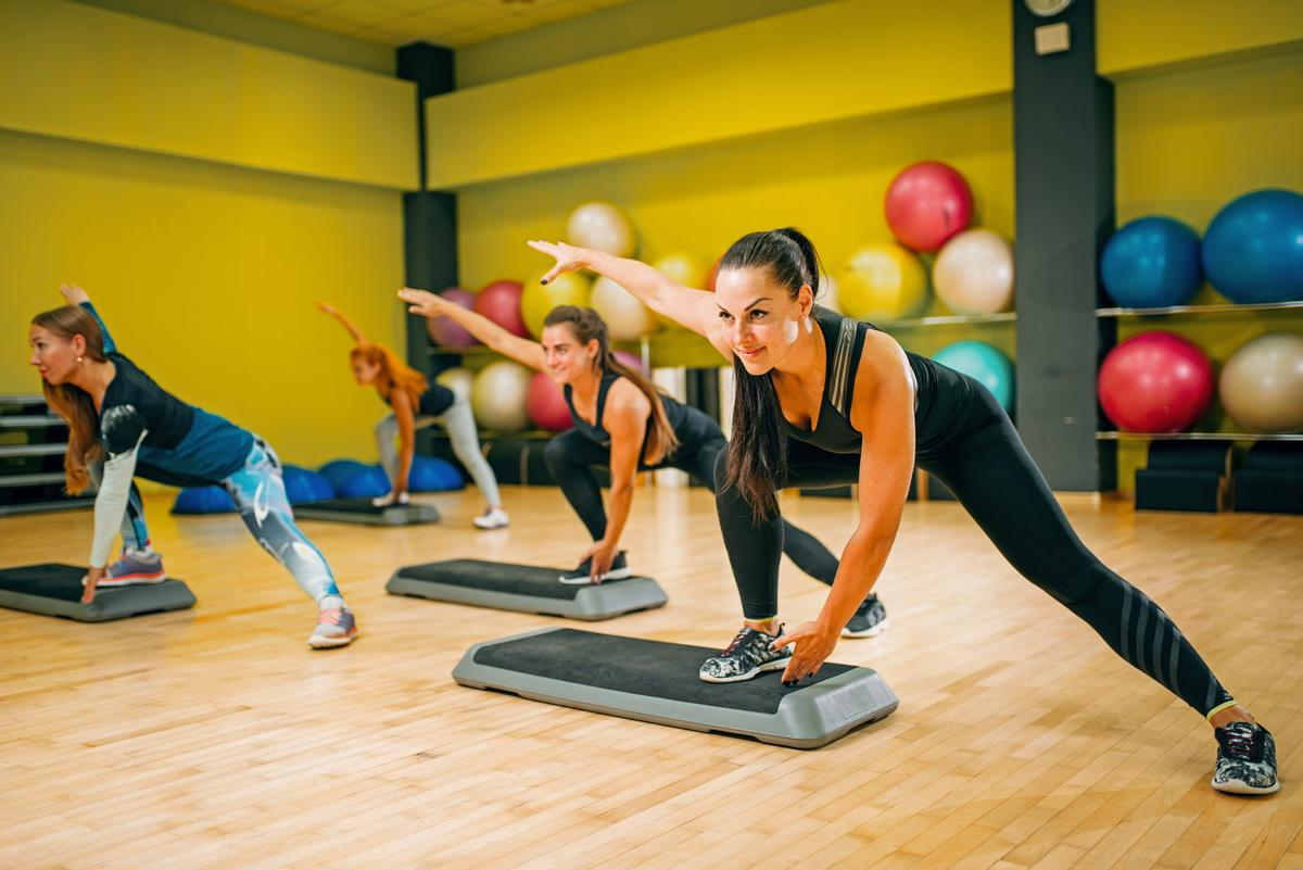 According to EMD UK figures, 78 per cent of group exercise participants are female / Shutterstock.com/Nomad_Soul