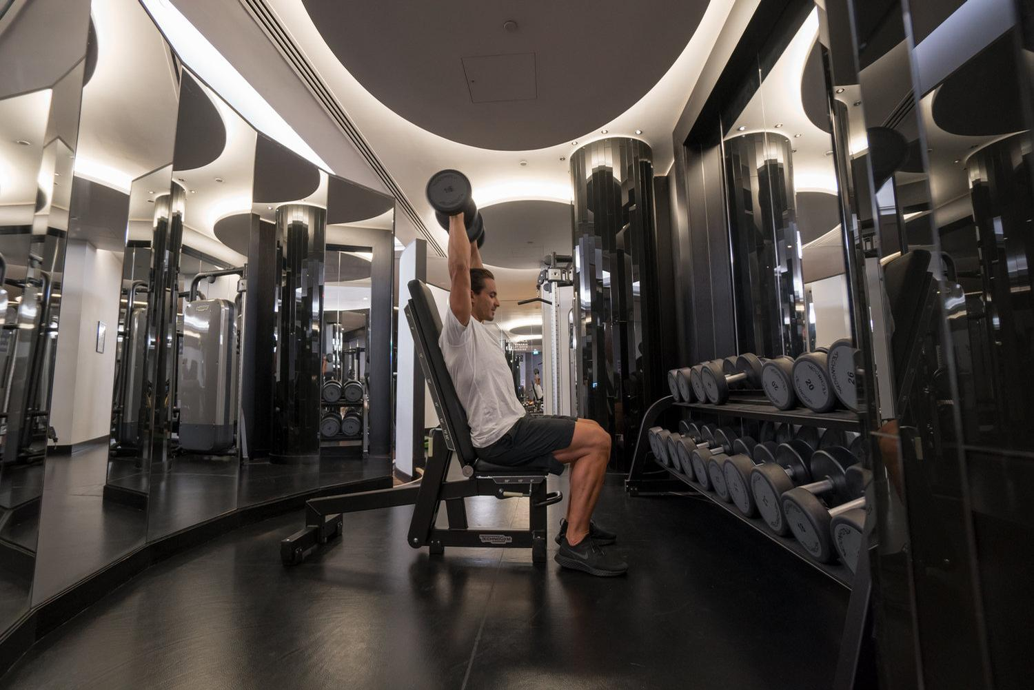 FitSpace will focus on personal training, small group classes and workshops / FitSpace