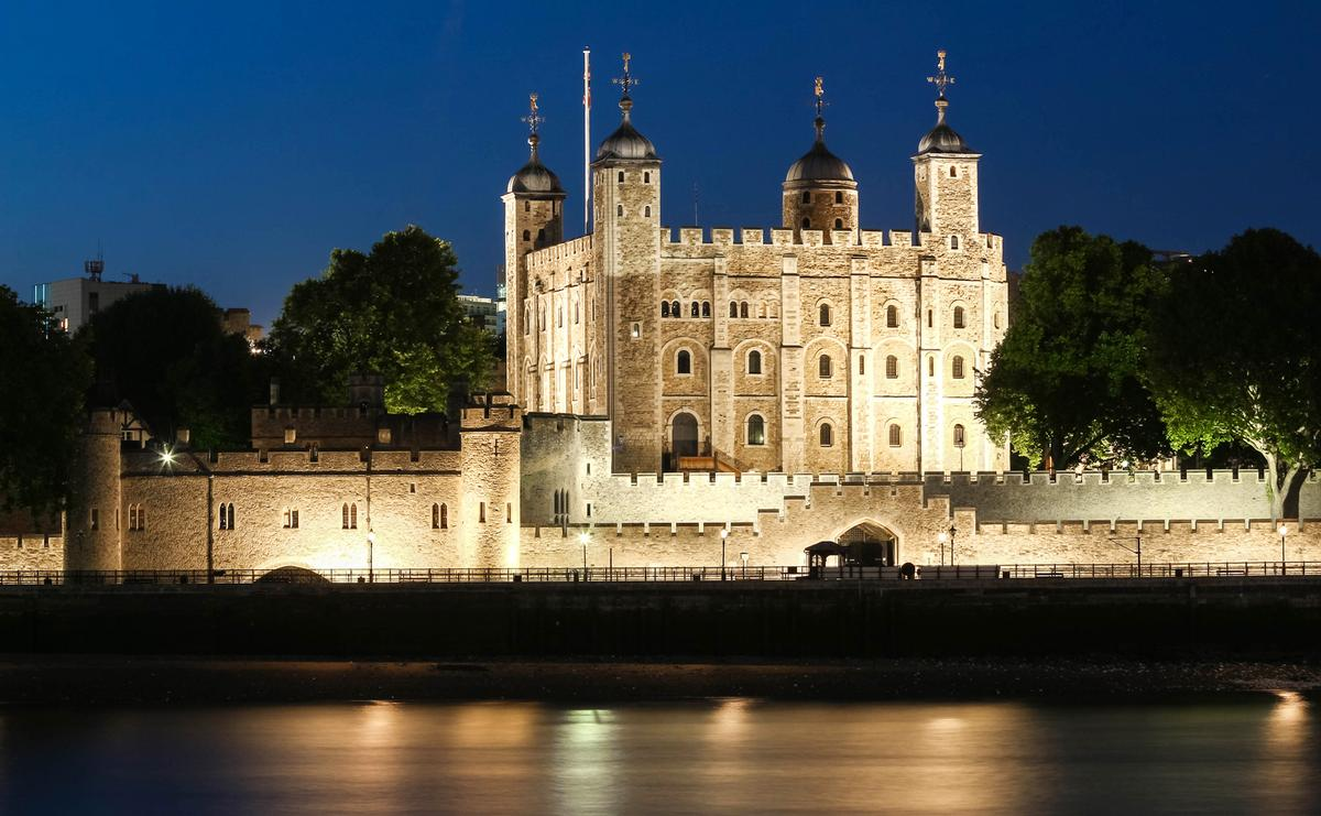 Among the organisations to have received loans is Historic Royal Palaces, which operates the Tower of London and Hampton Court Palace / Shutterstock.com/Petr Kovalenkov