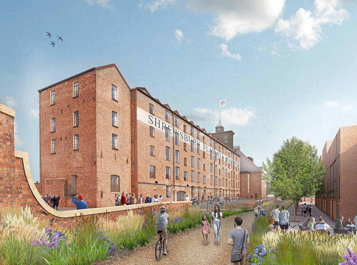Design consultancy Mather and Co has won a competitive tender to support the restoration of the building / Copyright Feilden Clegg Bradley Studios