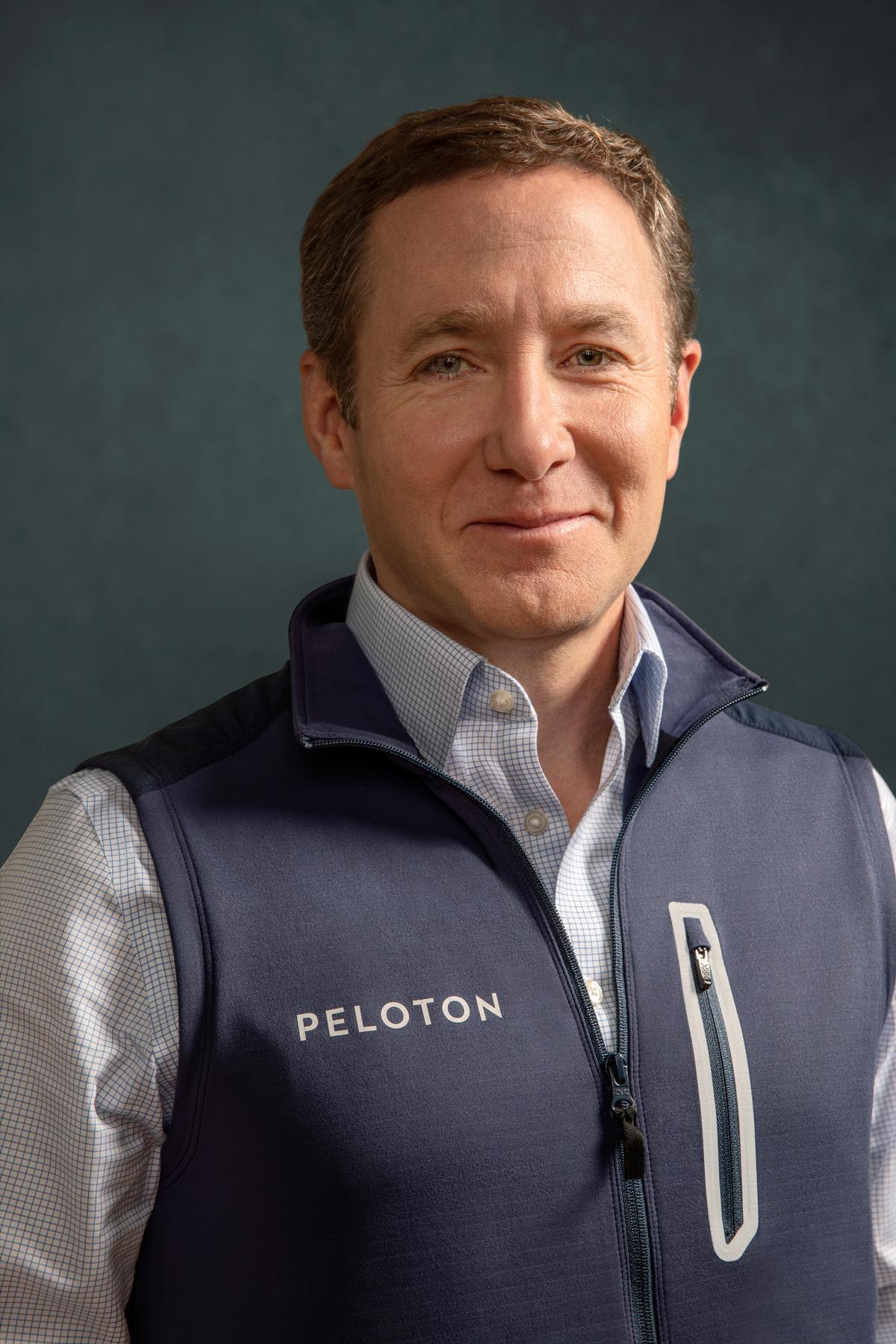 John Foley's Peloton has signalled its intention to buy Precor / Peloton
