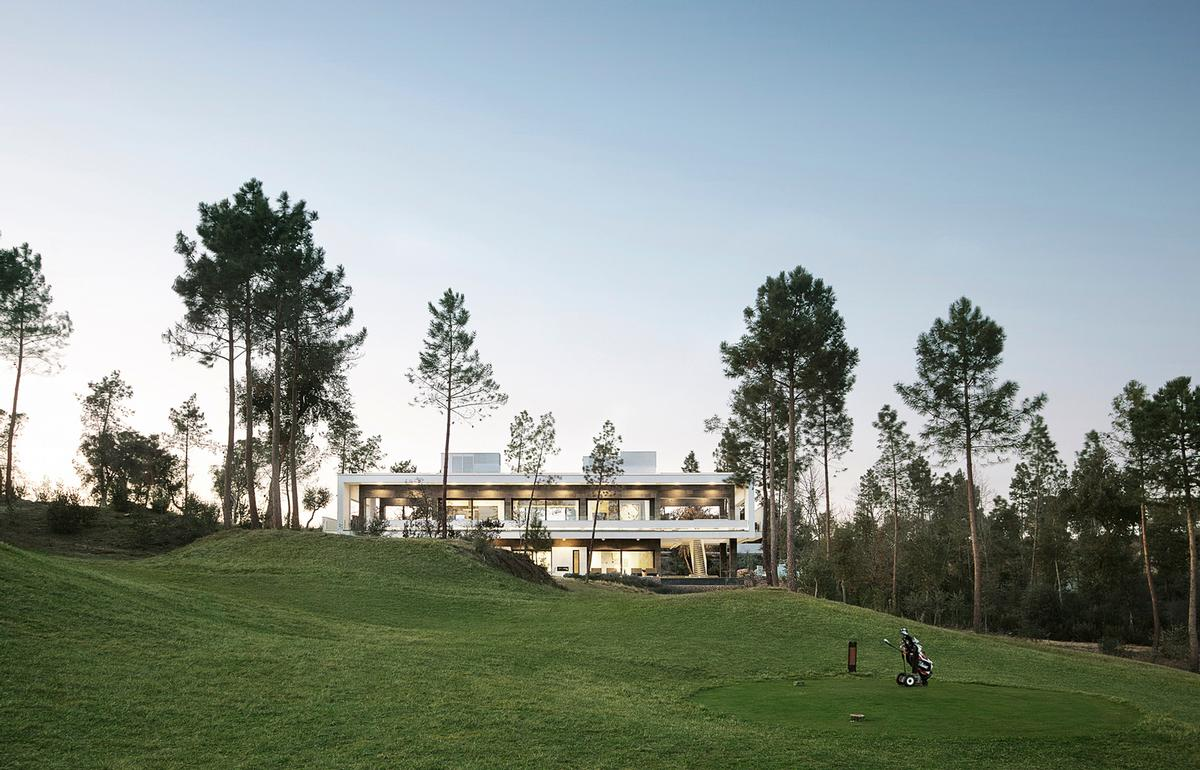 The resort is preparing to open a 1,000sq m wellness centre designed by Lagula architects / PGA Catalunya Resort