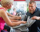 During Phase 1, ReTrain will offer qualifications in areas such as group exercise instructors, gym instructors and personal trainers / Shutterstock.com/Kzenon