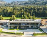 The renovation of Starpool's existing headquarters in Ziano di Fiemme has been a long-term plan
