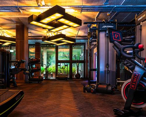 O'Donnell O'Neill combine high-end design, tech and studios for boutique Dublin gym