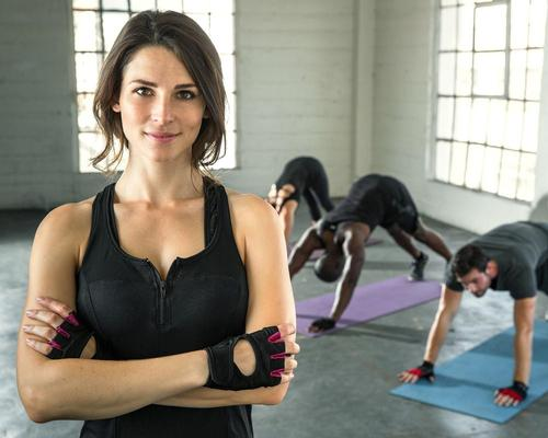 RISE's stated mission is to help every woman in fitness to 'rise to her fullest potential' / Shutterstock