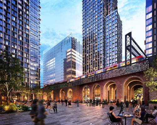 The Bankside Yards development will cover 1.4 million sq ft (130,000sq m)