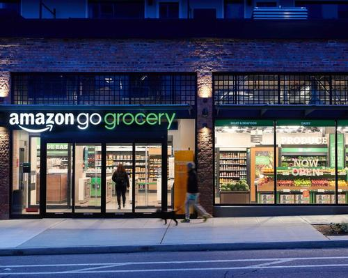 The Amazon Go Grocery shop opened in Seattle at the end of February