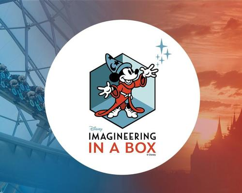 Imagineering in a Box – Peek behind the Disney curtain with free online training scheme @WaltDisneyImagineering