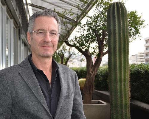 Landscaping skills have been lost recently in the Middle East, says Frederic Francis