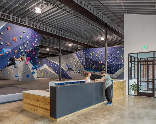 Sequence Climb is based in a 20,000sq ft (1,900sq m) warehouse / Bob Greenspan Photography