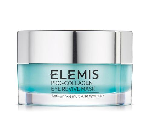 The Elemis Pro-Collagen Eye Revive Maks is formulated to reduce the appearance of wrinkles and minimise puffiness and dark circles