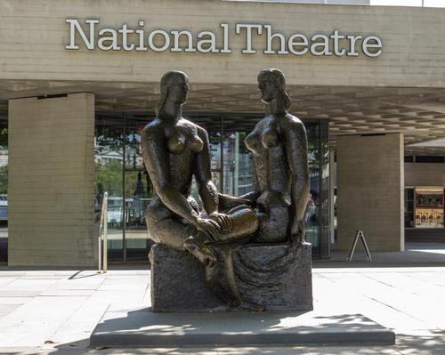 London's National Theatre is among the organisations that will benefit from the emergency fund