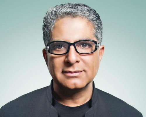 Deepak Chopra will host a free live-streamed global meditation event called H(om)e