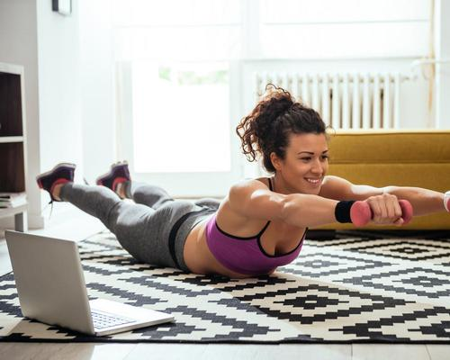 A number of studios have already signed up to begin offering live-streamed classes through ClassPass / Shutterstock