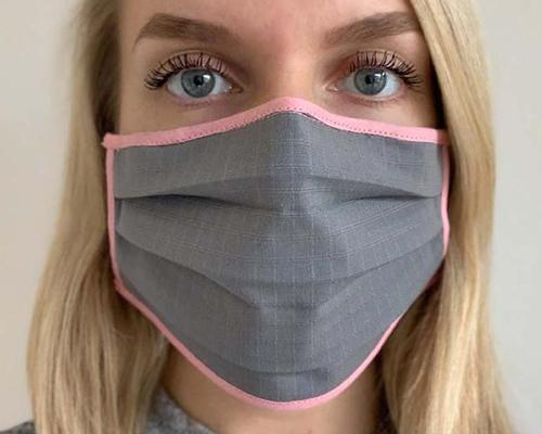 Not intended for medical use, the masks are aimed at the general public and do not offer the same protection as surgical masks