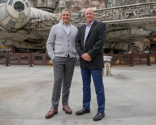 Iger forgoes salary and Chapek takes pay cut as Disney wrestles with COVID-19