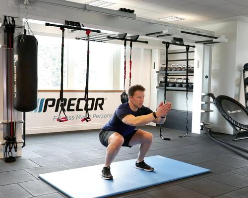 Precor is offering online home workouts to customers free-of-charge to keep members engaged and active