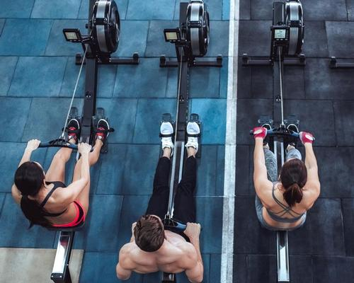 Overall, 8.1 per cent of the total European population were health or fitness club members, with a penetration rate of 9.7 per cent / Shutterstock