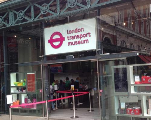London Transport Museum goes digital