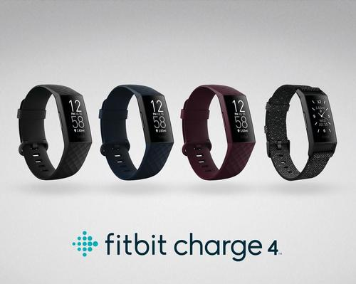 Fitbit unveils Charge 4 tracker to help keep people moving during lockdowns