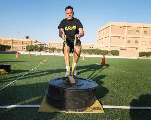 Gym closures across Army facilities have made it difficult for serving soldiers to train with the equipment the new Army Combat Fitness Test requires / US Army