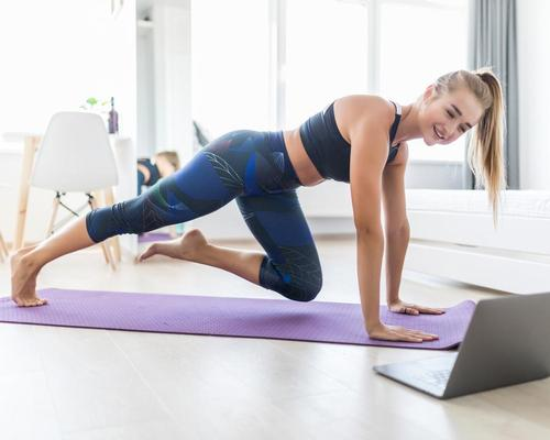 The workouts range from 15 to 60 minutes in length and can be played on any internet-enabled device / Shutterstock