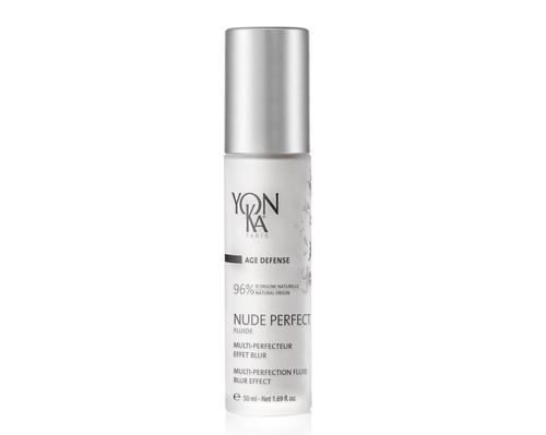 Yon-Ka's dual-purpose Nude Perfect Fluide primer neutralises the effects of blue light and pollution