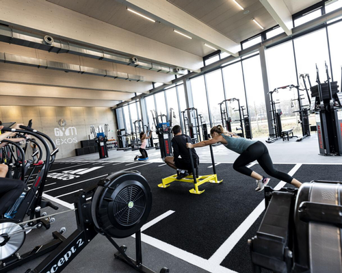 Adidas calls on BLK BOX for flooring solutions at new World of Sports complex