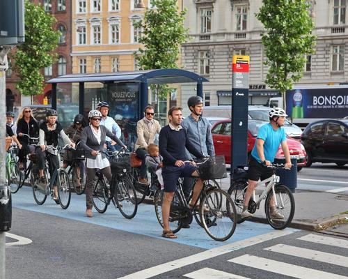 The £2bn investment could lead to the UK adopting Copenhagen-style city-centre planning, with cycling at its heart / Shutterstock/Jaroslav Moravcik