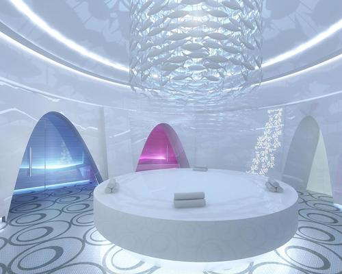 Barr + Wray to launch space saving hammam concept