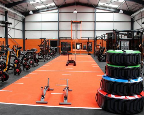 The Performance Gym has been equipped with premium equipment from Matrix Fitness