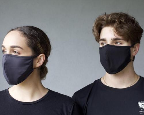 Noel Asmar addresses culture shock of face masks in spas