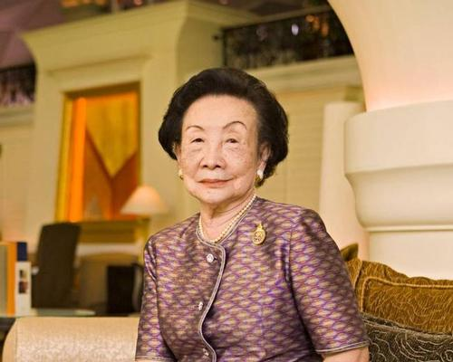 Thanpuying Chanut Piyaou founded the company in 1948
