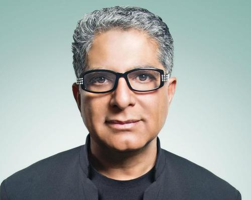 Deepak Chopra leads an evening breathwork session for Spotify