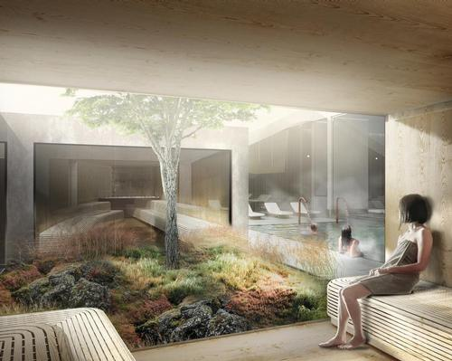 Plans revealed for luxury spa resort at 'Heart chakra of the earth' in Hungary