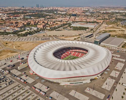 'Sports city' plans revealed for Madrid's Wanda Metropolitano stadium