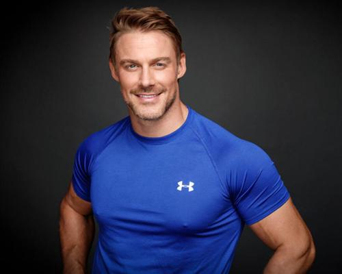 Fitness expert and television host, Jessie Pavelka