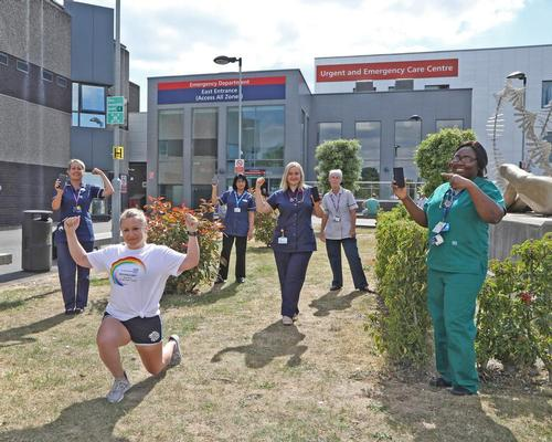 #DoingOurBit launches free customised online workouts for NHS staff