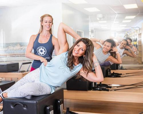 The opening of the 21 new studios takes the number of Studio Pilates sites to 615. / Club Pilates