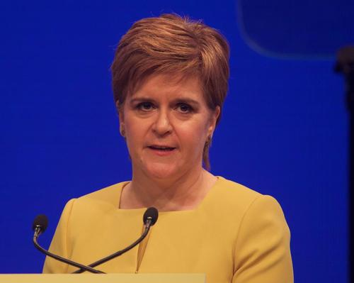 Sturgeon said leisure facilities in Scotland would remain in lockdown