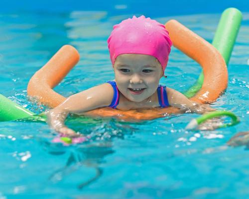 Half of parents would allow their children to return to swimming lessons as soon as they re-start, with a further 44 per cent intending to return in September / Shutterstock.com/Maksim Gusarov